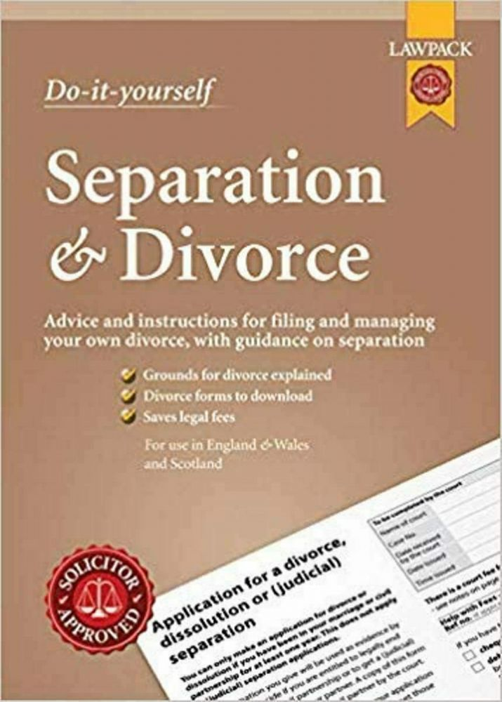 Separation & Divorce Lawpack Unbound by Philippa Pearson p12